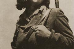 106. Partizanka, borac XIII primorsko-goranske divizije